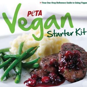 Order a Free Vegan Starter Kit